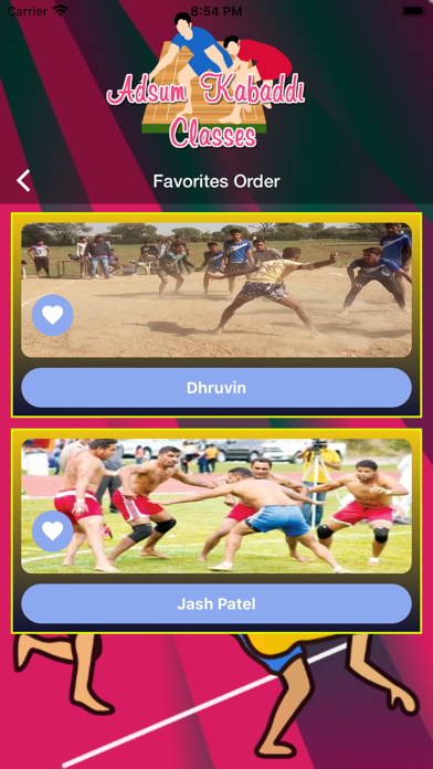 Adsum Kabaddi Classes