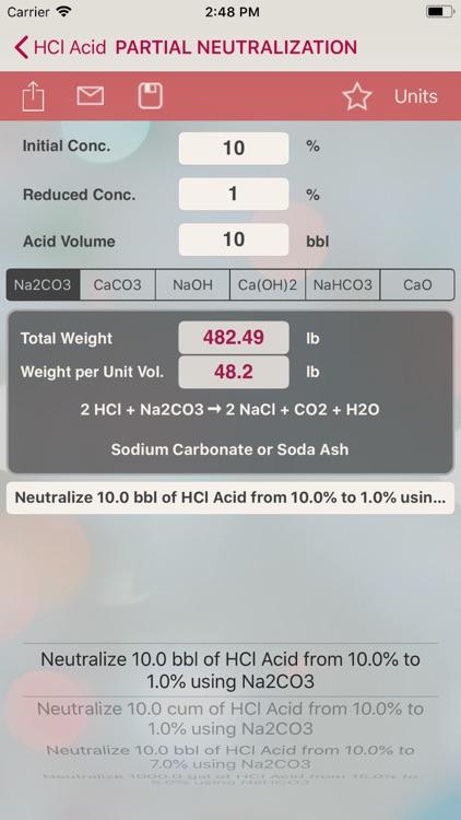 HCl Acid screenshot-3