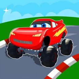 Lightning Kids Racing Cars Run