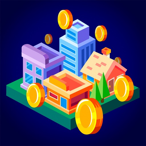 City Merge - idle town tycoon