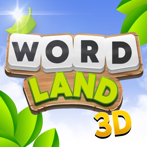 Word Land 3D icon