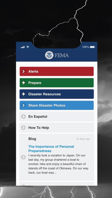 messages.download FEMA software