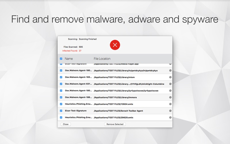 Antivirus Zap - Virus & Adware Screenshots