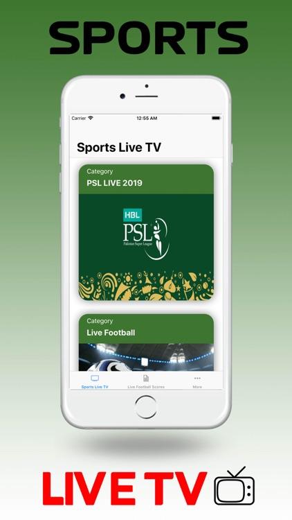 Sports Live TV. screenshot-4