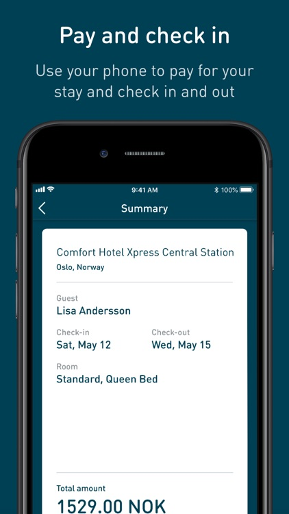 Nordic Choice Hotels screenshot-4