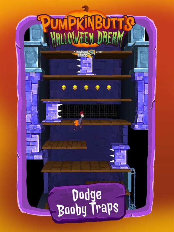 Pumpkinbutt's Halloween Dream screenshot 7
