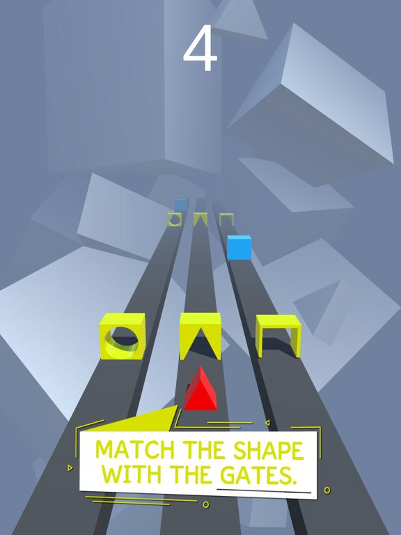 Race Road: Color Ball Star 3Dのおすすめ画像2