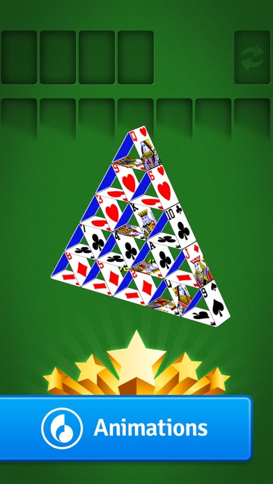 Solitaire by MobilityWare screenshot four