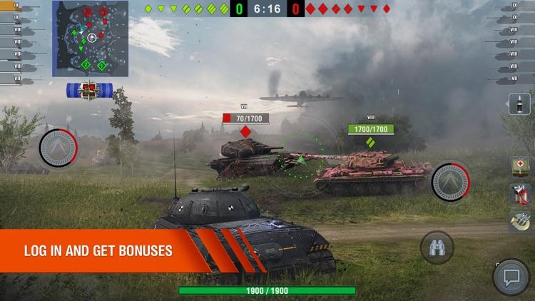 World of Tanks Blitz MMO screenshot-3