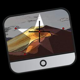 Ícone do app Screenshot FX - Rounded Shapes