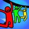 App Icon for Rope Rescue! - Unique Puzzle App in United States IOS App Store
