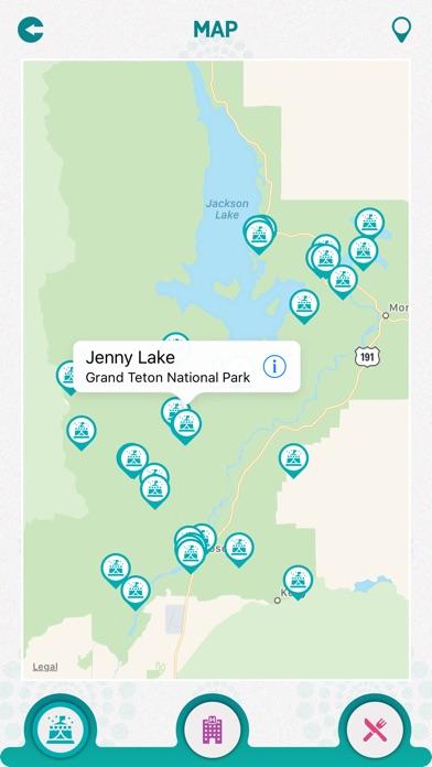 Grand Teton National Park screenshot 5