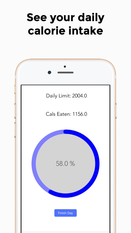 FoodMate - Calorie Companion screenshot-1