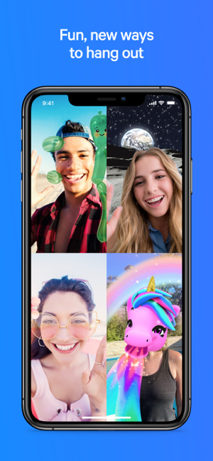 ‎Messenger Capture d'écran
