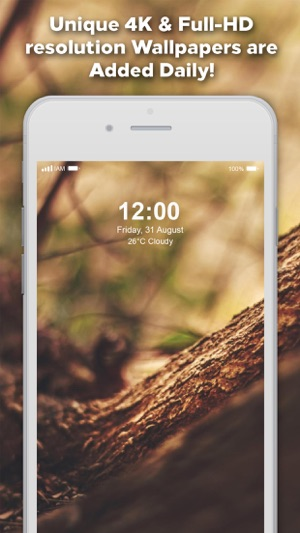 Wallpapers For Iphone 4k Hd Im App Store