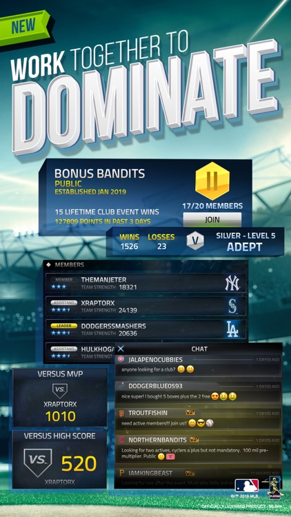MLB Tap Sports Baseball 2019 screenshot-3