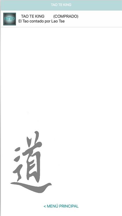 TAO TE KING screenshot-3