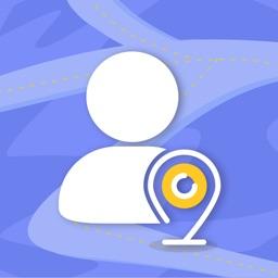云同伴-手机定位家人位置实时追踪