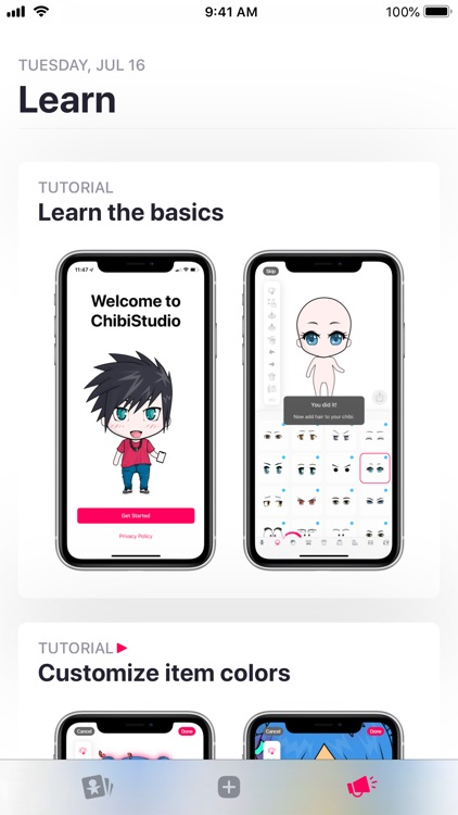 ChibiStudio - Avatar Maker screenshot-6