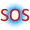 SOS is an acronym signifying danger—an international distress signal and a universal call for help