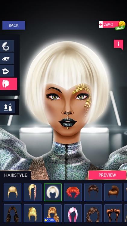 Dress Up Games - Fashion Diva screenshot-6