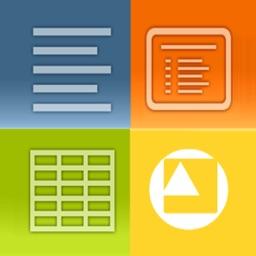 GlobalOffice xls doc & odp