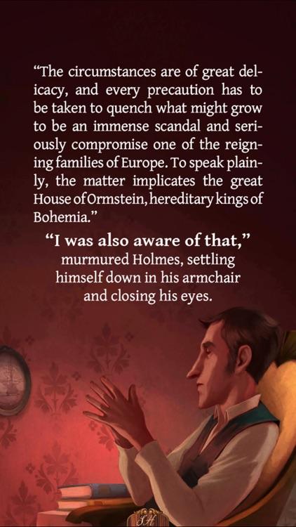 iDoyle: Sherlock Holmes screenshot-3