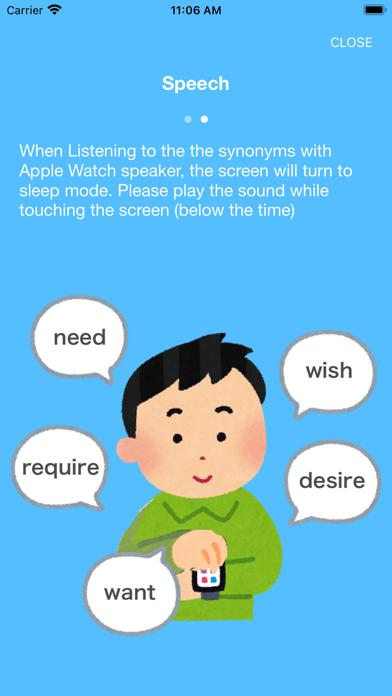Wordnet Watch Screenshots
