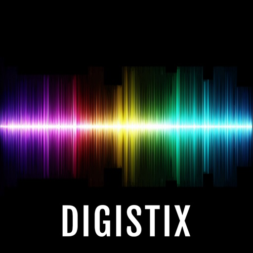 DigiStix Drummer AUv3 Plugin icon