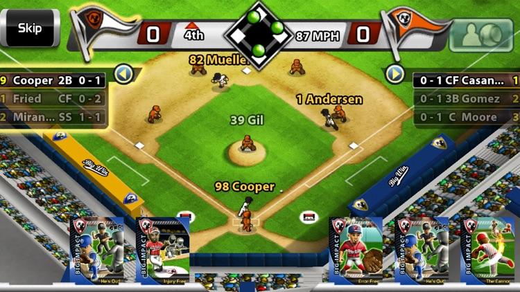 Big Win Baseball 2020 screenshot-4