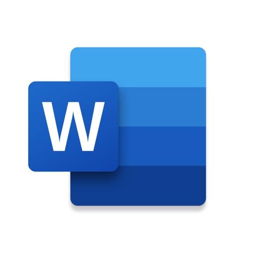 Microsoft Word iOS App