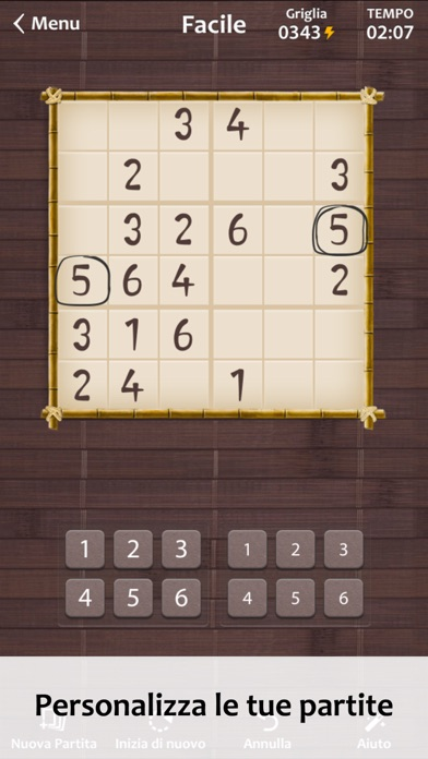 Screenshot of Sudoku ∙2