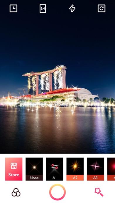 BlingCam - Glitter Effects app image