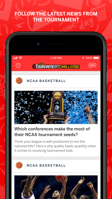ESPN Tournament Challenge wiki review and how to guide