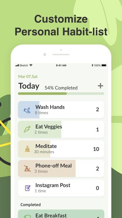PingPal - Habit Tracker