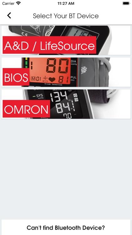 PreCardix Blood Pressure screenshot-5