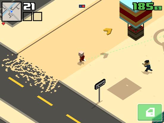 iPad Image of Smashy Road: Wanted 2