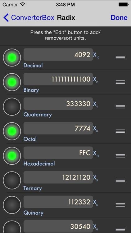 ConverterBox - Unit Converter screenshot-4