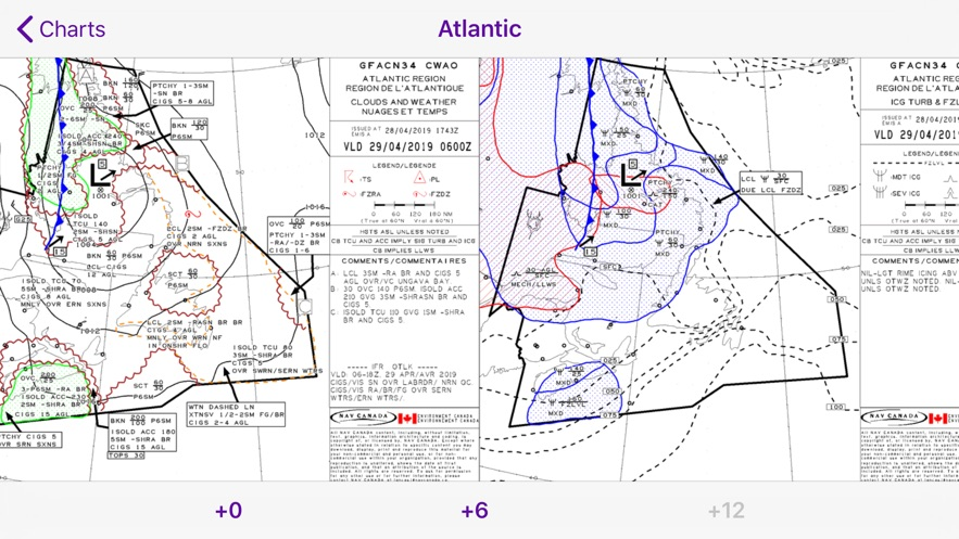 Canada Weather App 截图