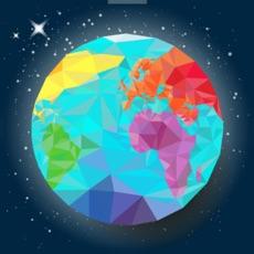 StudyGe-World map geography