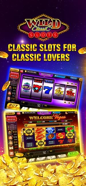 Wild Classic 777 Slots