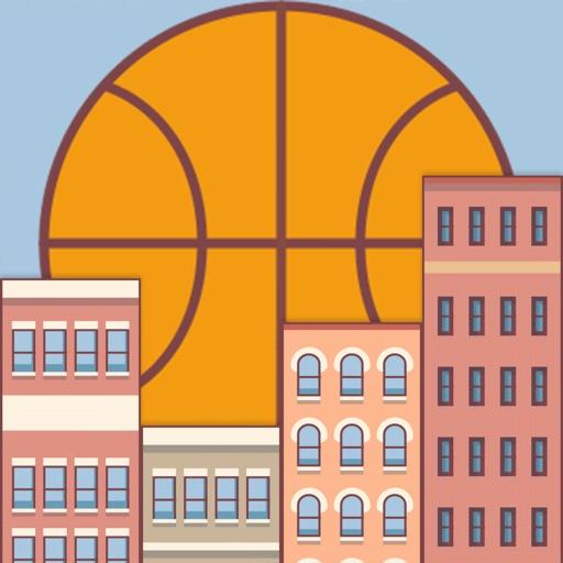 Rooftop Basketball