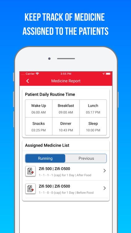 Healthray DR - For Doctors screenshot-5
