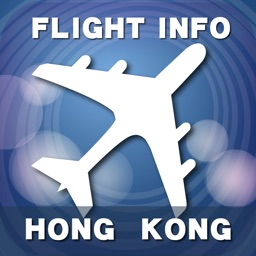 Hong Kong Airport Flight Info.