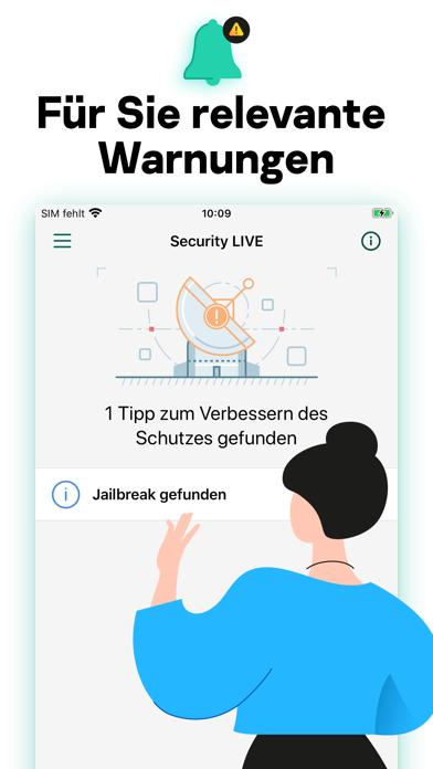 Kaspersky Security Cloud & VPNScreenshot von 6