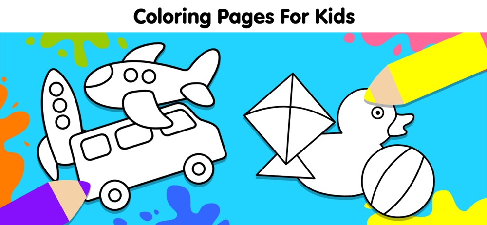 Baby Coloring Games for Kids Cheat Codes