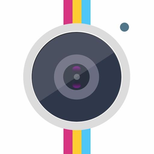 タイムスタンプカメラ (Timestamp Camera)