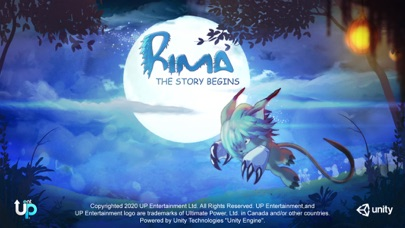 Screenshot from Rima: The Story Begins
