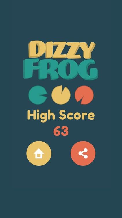 Dizzy Frog screenshot-6