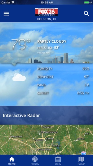 Fox 26 Houston Weather – Radar on the App Store